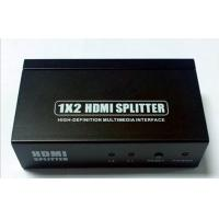 China HDMI splitter 1*2 support 3D for sale