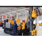 China Crawl Diamond Hydraulic Core Drilling Machine Drilling Angle 60° - 90° for sale