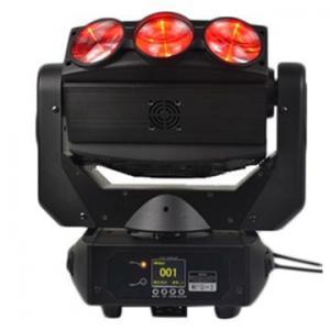 Quality Professional 9*10W RGBW 4IN1 QUAD LED Moving Head Phantom Light Beam Effect  X-108 for sale