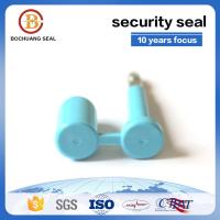China red bolt seals Q235A Steel   for shipping containers seal factory BC-B101 for sale