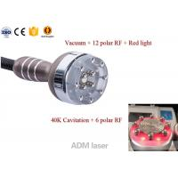 Vacuum / 40Khz Cavitation / RF Lipo Laser Slimming Machine  For Fat Removal for sale