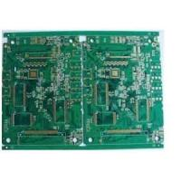 Quality High density FR4 Multilayer PCB Board CEM-1 , Aluminum 0.2 - 4.0 mm Board Thickness for sale