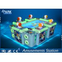 Quality Indoor amusement ocean star 6 player arcade fishing game machine for sale for sale
