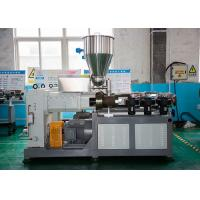 Quality Durable Electric Wire Plastic Pipe Extrusion Machine GB Standard 12 Months Warranty for sale