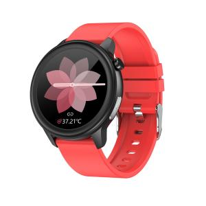 Quality AI Medical Diagnosis TI AFE4404 ECG Monitor Smart Watch for sale