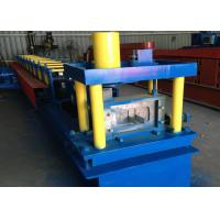 Quality Chain Transimission U Automatic Roll Forming Machine Adjustable by PLC for sale