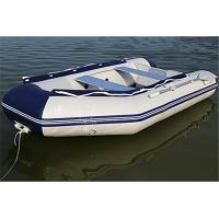China 2.3m Inflatable Fishing Boats With Air Deck , Lightweight Rigid Inflatable Boat on sale