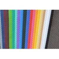 Quality Black Non Woven Fabric / Disposable Fabric Material 1.6m 2.4m 3.2m Width SGS Approved for sale
