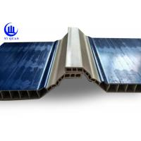 Quality 930mm Plastic Hollow Board ASA Coated Corrugated Double Wall Polycarbonate Panels for sale