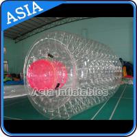 China Inflatable Newest Water Roller Ball Pool Price with Pump on sale