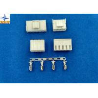 Quality 15P Housing Power Splitter Cable PA66 Crimp Connector Single Row With VH Brass Contact for sale