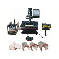 Buy Multifunction Heat Press Machine Ce Approval at wholesale prices