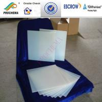 Buy cheap PFA Sheet  5-50mm from wholesalers