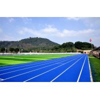 Quality Odorless Running Track Surface Material Anti UV Water Vapor Resistant for sale