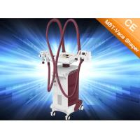 Buy RF Vacuum Cryo Slimming Beauty Machine Smooth 6 In 1 Lipo Ultrasonic Cavitation at wholesale prices