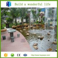 Quality China Supplier cheap wood plastic composite decking factory direct sale for sale