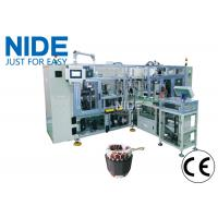 Buy Conveyor type automatic stator coil lacing machine  with Four station at wholesale prices
