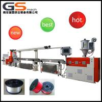 China Plastic filament making machine BVOH new material 3D printer filament extruder on sale
