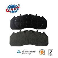Quality Uic Standard Train Brake Pad for High Speed Train for sale