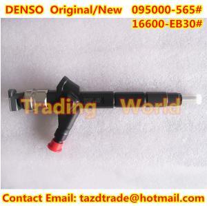 Quality DENSO Original Injector 095000-5655/095000-5650/16600EB30E/16600-EB300 /16600-EB30# NISSAN for sale