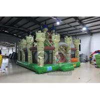 Buy Medieval Castle Themed Inflatable Playground at wholesale prices