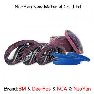 Quality Aluminium Oxide Diamond Abrasive Belts For Metal  Grinding  Gxk51 Deerfos for sale