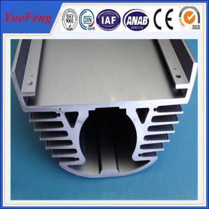 Quality Extruded aluminum enclosure /Aluminum heat sink for led /Aluminum heat sink enclosure for sale
