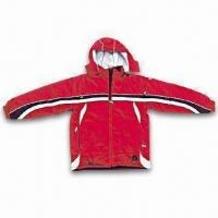 Quality Nylon Talson Ski Jacket with PU Coating and 100% Polyester Lining for sale