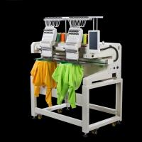 China 9 Needles Multi Head Computerized Embroidery Machine 8.0 Inch Color Monitor on sale