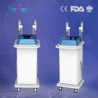 China Newest product with two handles rf thermagic machine on sale
