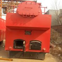 Quality Biomass wood pellet fired steam boiler with 2ton for food factory for sale