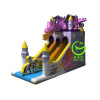 Quality 2016 hot sell inflatable castle slide  with 24months warranty GT-SAR-1608 for sale