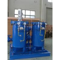 Quality High Performance Vessel Industry Diese Oil Filtration Machine Environmentally Friendly for sale