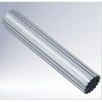 Quality Grey T5 / T6 Aluminium Hollow Profile With Milling 1000mm ISO Certification for sale
