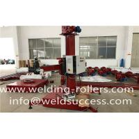 Buy cheap LHC 2X2 Welding Column And Boom Working With Welding Positioner / Welding Rotator from wholesalers