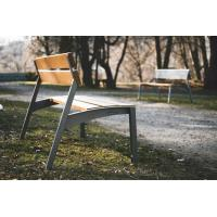 Quality Heat-prevention WPC park bench/Popular outdoor wpc bench for sale