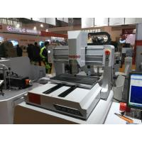 Buy cheap Desktop CNC Router Machine With T Slot Table , Portable CNC Router Precision from wholesalers