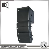 China indoor party , outdoor show , mini 8 inch line array with 15 inch subwoofer speaker for sale