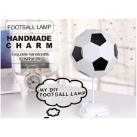 Quality IQ DIY Football Light--The intelligent educational examples of handicrafts GK-LIGHT-011 for sale