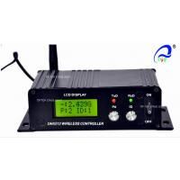 Quality LCD Display Window DMX Light Controller Wireless Receiver Transmitter 500 Meter for sale