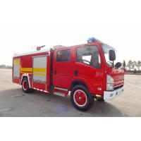 Buy cheap Dongfeng jingka double rows water fire engine from wholesalers
