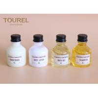 Quality Popular Design Luxury Hotel Toiletries Disposable Set Printed Logo for sale