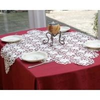 Quality 100% Polyester Western Table Cloth for sale