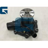 Quality 6D22 Engine Pats Excavator Water Pump ME995357 For Excavator Spare Parts for sale