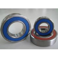 Quality Single Row Angular Contact Ball Bearing , 7204B-2RS Spindle Axial Load Ball Bearing for sale