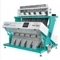 Quality RGB full color----- high tech chromatic CCD rice olor sorting machine for Indonesia Agricultural market rice sorting for sale
