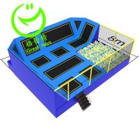 Quality hot sell indoor high jump mats for sale  GT-TRPA-2616 for sale