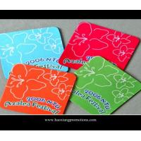 Quality new design wholesale coaster popular in Europe colorful slate coaster for sale