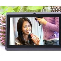 China a13 q88 7inch tablet pc/ android4.0/ a13 1.2g //512m/4g dual camera mid front back 30w on sale