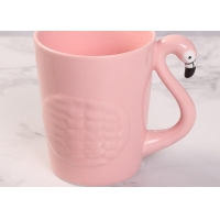 Quality Gift Catering Cafe Store 305ml Flamingo Tea Set for sale